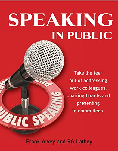 9781742571294: Speaking in Public: Including Meetings, Committees and Think Tanks
