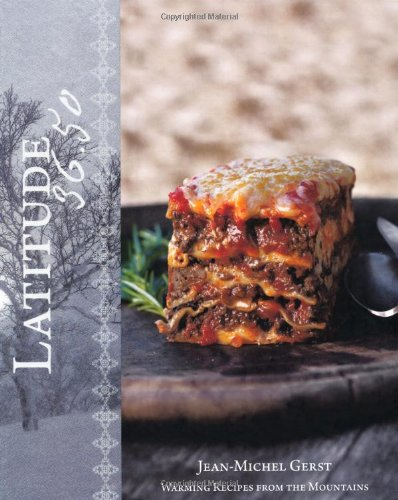 9781742572123: Latitude 36.50: Warming Recipes from the Mountains