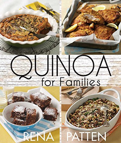 9781742572352: Quinoa for Families