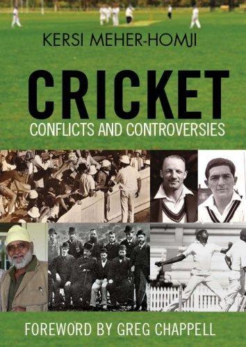 9781742573304: Cricket Conflicts and Controversies
