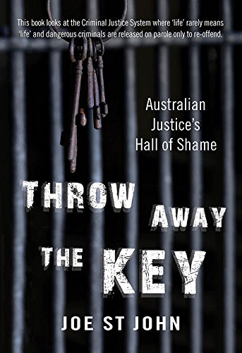 9781742574288: Throw Away the Key: Australian Justice's Hall of Shame