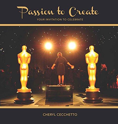 Passion to Create (Book & Merchandise): Cheryl Cecchetto