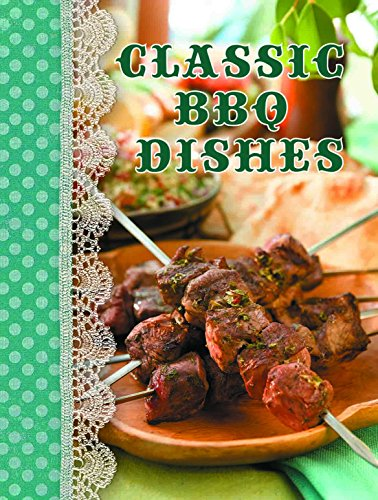 Shopping Recipe Notes: Classic BBQ Dishes