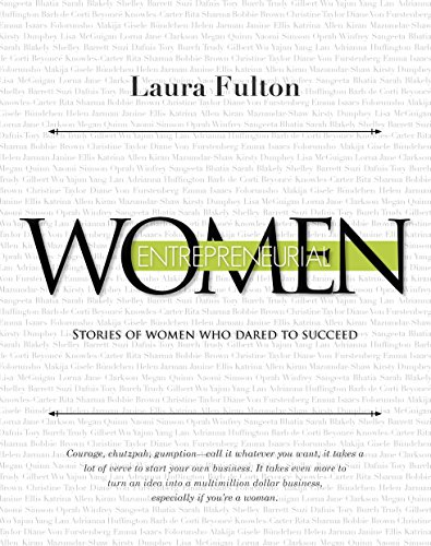 9781742577388: Entrepreneurial Women: Stories of Women who Dared to Succeed
