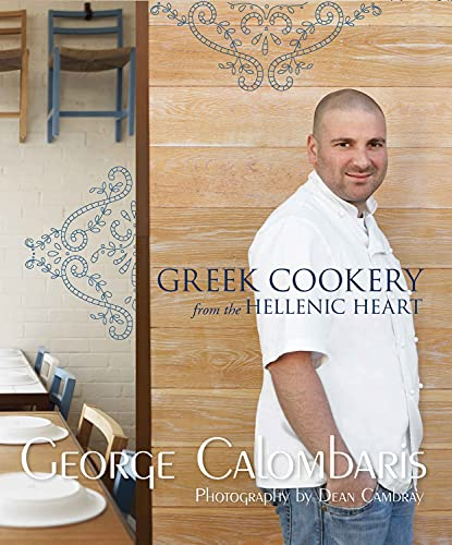 9781742577968: Greek Cookery from the Hellenic Heart