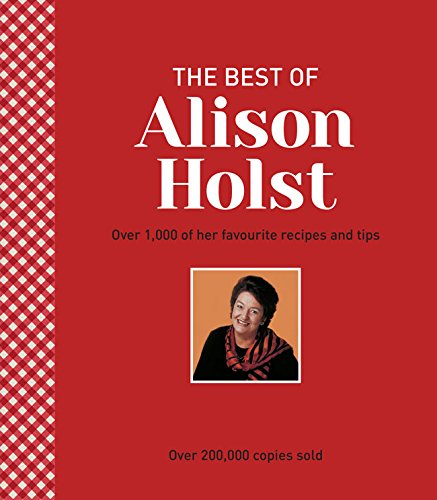 9781742578088: The Best of Alison Holst