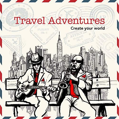 9781742578248: Travel Adventures: Create Your World