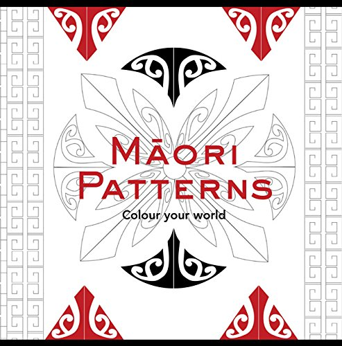 9781742578378: Maori Patterns: Colour Your World