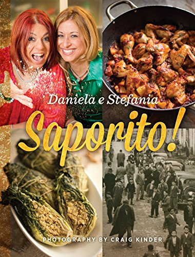 9781742585055: Saporito!: Daniela & Stefania