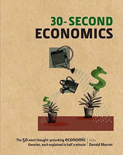 30-Second Economics (Hardcover): Donald Marron