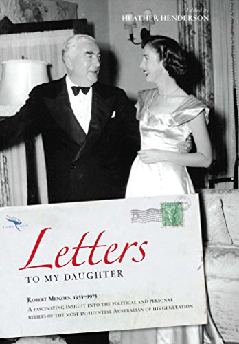 9781742662497: Letters to My Daughter