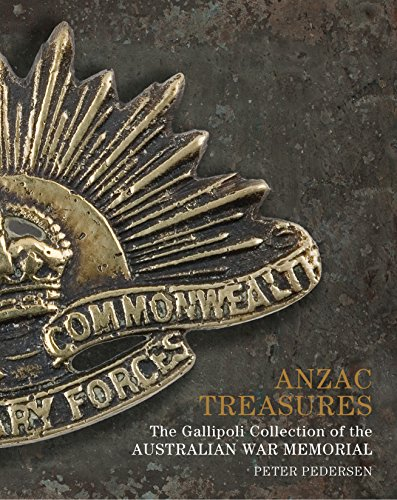 Anzac Treasures (Hardcover): Peter Pedersen