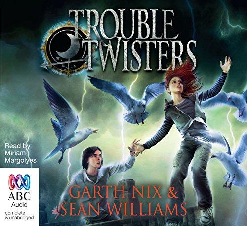 Troubletwisters (Compact Disc): Garth Nix