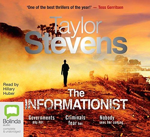 The Informationist: Taylor Stevens