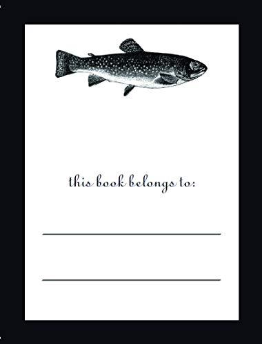 9781742681009: Bookplates - Fish