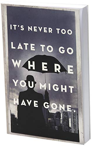 9781742682129: It's never too late... Travel Journal