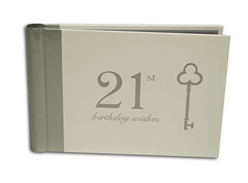 Guest Book 21st Birthday