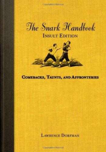 9781742700144: The Snark Handbook. Lawrence Dorfman