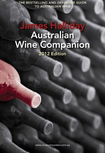 9781742700342: James Halliday Australian Wine Companion 2012