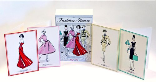 9781742706245: Fashion House Boxed Notecards (Stationery)