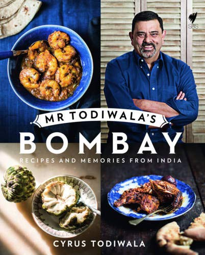 9781742706337: Mr Todiwala's Bombay: Recipes and Memories from India