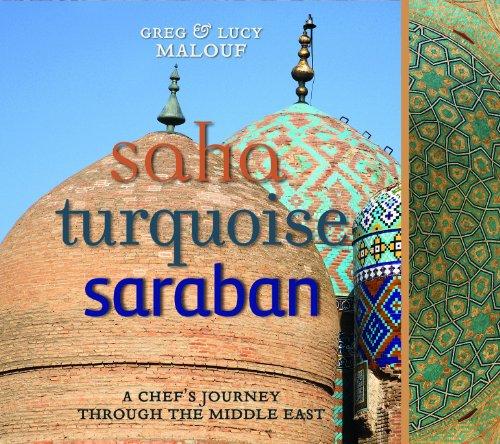 9781742706986: Malouf Slipcase: Saha, Turquoise, Saraban