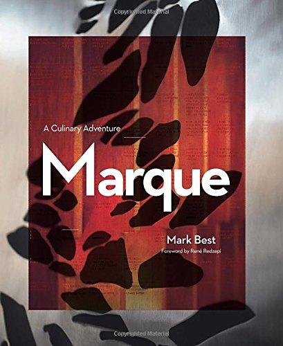 9781742707020: Marque: A Culinary Adventure