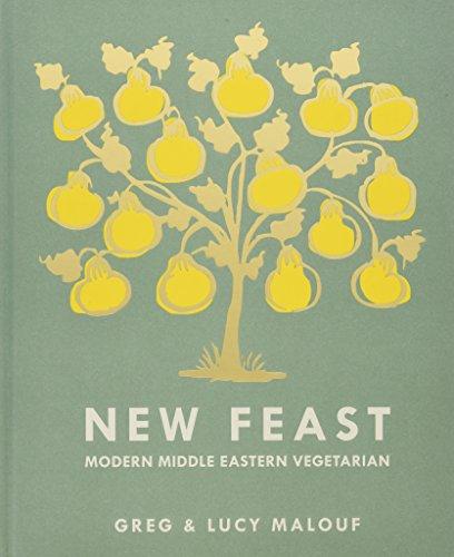 New Feast : Modern Middle Eastern Vegetarian: Lucy Malouf; Greg
