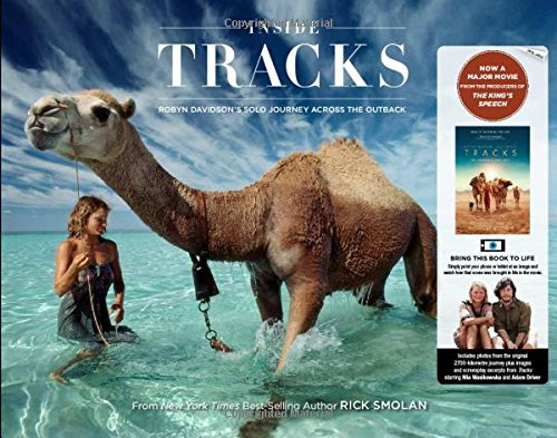 9781742708829: Inside Tracks: Robyn Davidson's Solo Journey Across the Outback