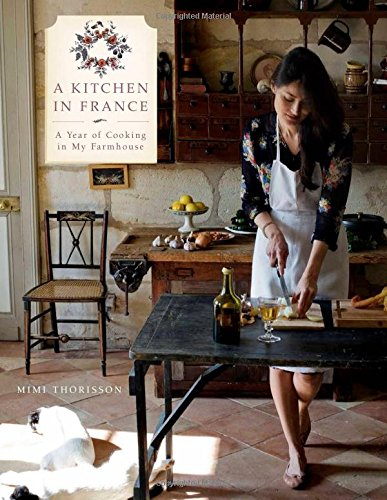 Kitchen In France 9781742709345 With beguiling recipes and sumptuous photography, A Kitchen in France transports readers to the French countryside and marks the debut of a captivating new voice in cooking.  When Mimi Thorisson and her family moved from Paris to a small town in out-of-the-way Médoc, she did not quite know what was in store for them. She found wonderful ingredients—from local farmers and the neighboring woods—and, most important, time to cook. Her cookbook chronicles the family's seasonal meals and life in an old farmhouse, all photographed by her husband, Oddur. Mimi's convivial recipes—such as Roast Chicken with Herbs and Crème Fraîche, Cèpe and Parsley Tartlets, Winter Vegetable Cocotte, Apple Tart with Orange Flower Water, and Salted Butter Crème Caramel—will bring the warmth of rural France into your home.