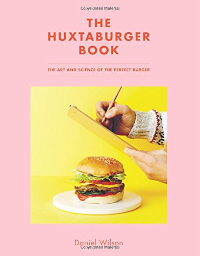 9781742709352: The Huxtaburger Book: The art and science of the perfect burger