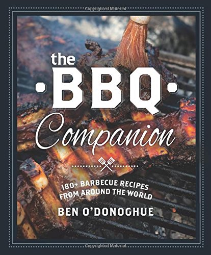 9781742709369: The BBQ Companion: 180+ Barbeque Recipes from Around the World