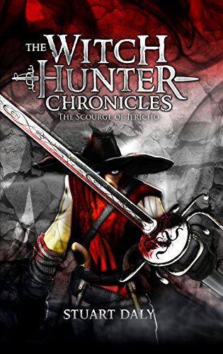 9781742750521: The Scourge of Jericho (The Witch Hunter Chronicles)
