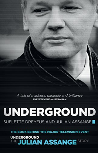 9781742752020: Underground - a tale of Madness, Paranoia and Brilliance