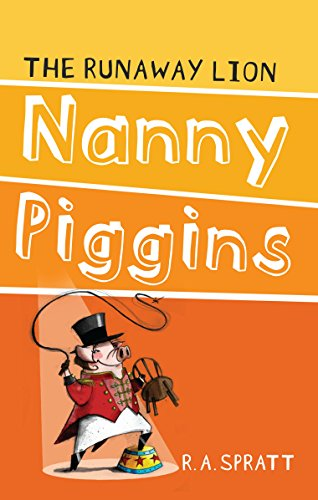 9781742753676: Nanny Piggins And The Runaway Lion 3