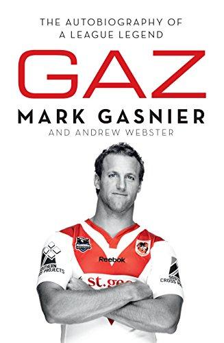 9781742755274: Gaz: The Autobiography of a League Legend