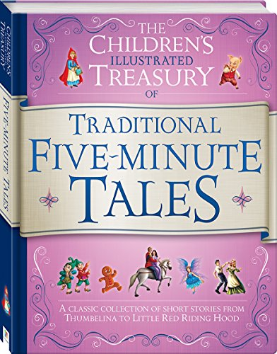 9781742819723: The Children's Illustrated Treasury of Traditional Five Minute Tails