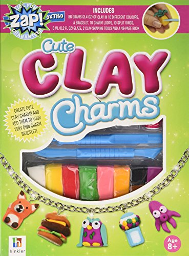 9781742819907: Zap! Extra Cute Clay Charms