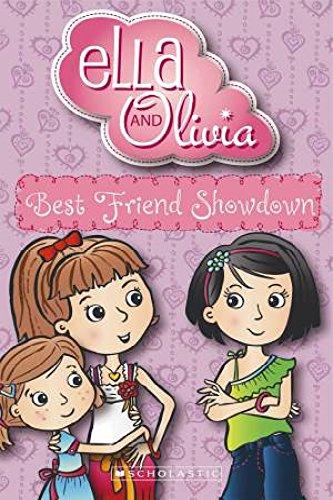 Best Friend Showdown (Paperback): Yvette Poshoglian