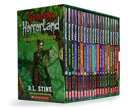 9781742839202: Goosebumps Horrorland Collection (18 Volume Set)