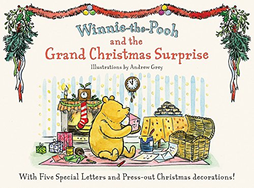 9781742970295: Winnie-the-Pooh and the Grand Christmas Surprise