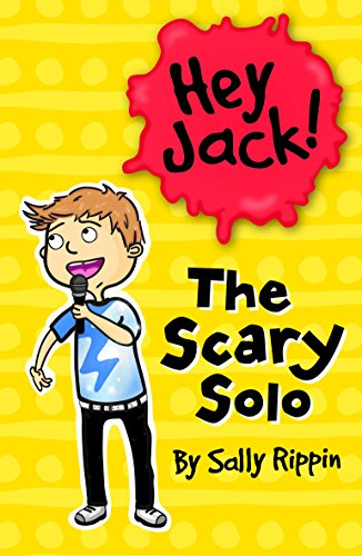 9781742971261: The Scary Solo (Hey Jack!)