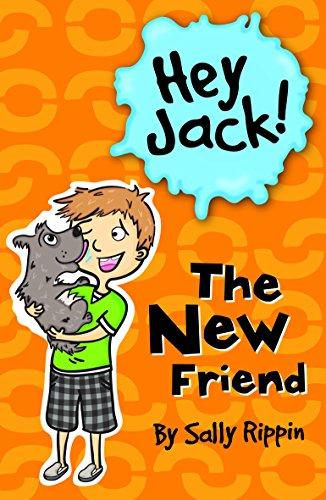 9781742971391: The New Friend (Hey Jack!)
