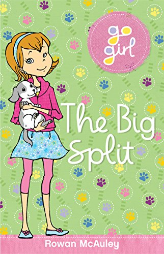 9781742973012: The Big Split (Go Girl)