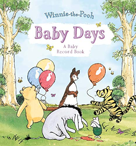 9781742973906: Winnie-The-Pooh Baby Days: A Baby Record Book