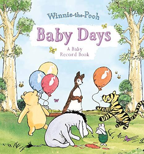 9781742973906: Winnie-the-pooh Baby Days