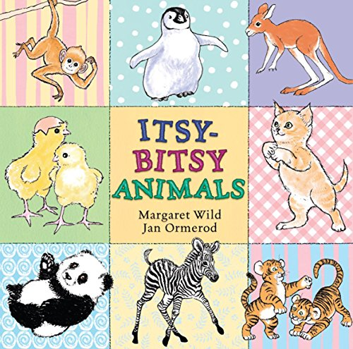 Itsy-Bitsy Animals: Wild, Margaret