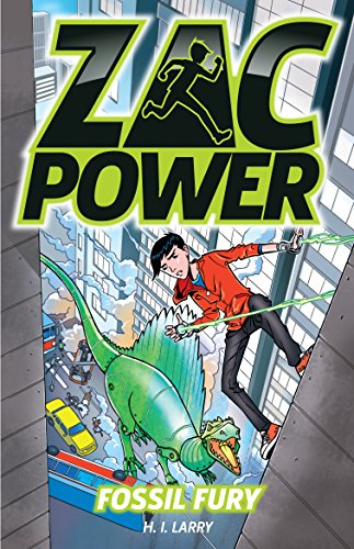9781742975177: Fossil Fury (Zac Power)