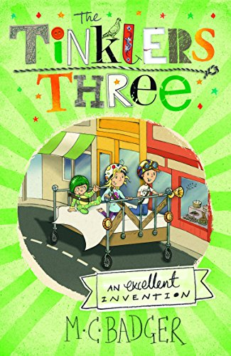 9781742976259: An Excellent Invention (The Tinklers Three)
