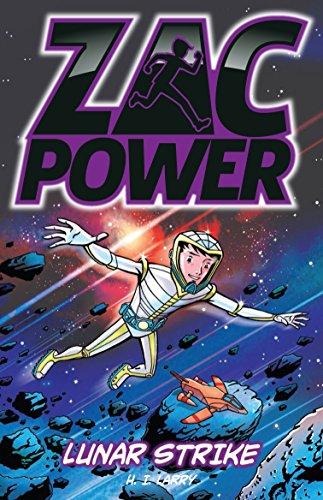 9781742976822: Lunar Strike (Zac Power)